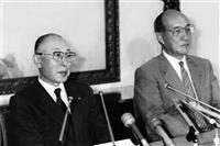 【評伝】イトマン事件の幕引きに奔走 元住友銀行頭取・巽外夫氏