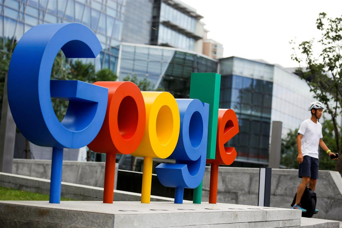 グーグルはAI技術を活用し、スマートフォンのカメラを使って、心拍数と呼吸数を測定する機能を発表した(ロイター)