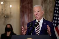 バイデン大統領 異例の外交演説 「内政偏重」「対中融和」の懸念払拭図る