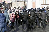 ロシア、欧州外交官3人を追放 ナワリヌイ氏デモに「参加」 欧州側は報復示唆