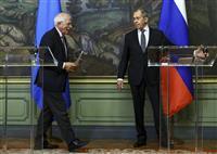 EU、露にナワリヌイ氏釈放改めて要求 対話中断は否定