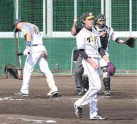 阪神・藤浪、佐藤輝に貫禄の直球勝負 先発ローテ争いも熾烈