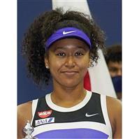 大坂は3位で変わらず 女子テニスの8日付世界ランク