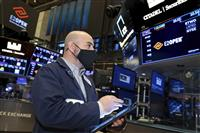 NY株最高値、6日続伸 ナスダック、SPも更新