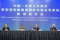 WHO、武漢の研究所からの漏洩否定