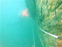 衝突の商船に擦った跡 海保が捜査へ