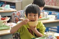 コロナ禍の児童・生徒を給食で元気に 千葉・東庄町、勝浦市で取り組み