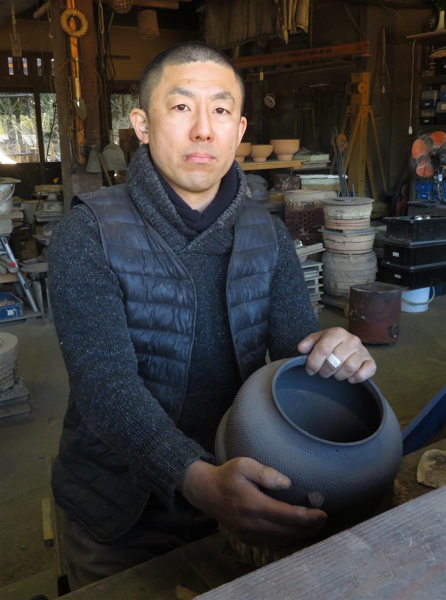 「幻の茶釜」芦屋釜の鋳物師 16年の修業終え独立へ 福岡県芦…