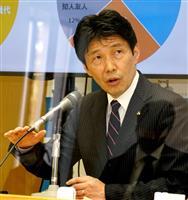 森会長発言で群馬・山本一太知事「国益損ねた」「辞任したほうがいい」