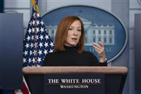 <独自>中国に「戦略的忍耐」適用せず 米ホワイトハウス報道官が本紙に言明