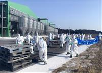 2養鶏場で鳥インフル 千葉、35万羽殺処分へ