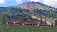 <独自>山梨・静岡知事23日会談で調整 富士山登山鉄道構想を説明