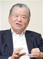 川淵三郎氏「選ばれれば受けたい」 組織委会長就任に前向き