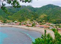 【島を歩く 日本を見る】波の向こうでわれらを待つ 竹島(島根県隠岐の島町)(上) 小林…