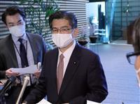 森会長辞意に公明・石井幹事長「五輪開催への懸念払拭を」