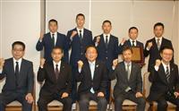 選抜21世紀枠出場の八戸西 青森知事に健闘誓う