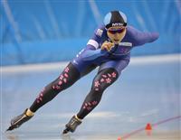 高木美帆、千メートルで国内最高 全日本選抜スピード