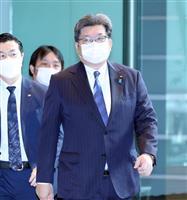 森会長辞意に「新体制で頑張ってほしい」 萩生田文科相