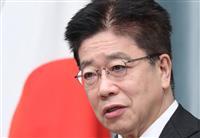 加藤官房長官「正式な発表ない」 五輪組織委の森会長辞意