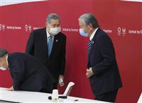 森喜朗会長が辞任表明 後任候補の川淵氏は一転辞退 混迷深まる