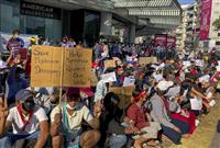 米、ミャンマー国軍総司令官らに制裁発動