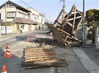 6県で負傷者102人 福島は52人で重傷も