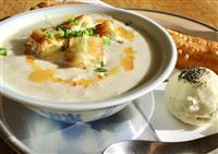 台湾の定番朝ごはん 栄養たっぷり「豆漿」いかが