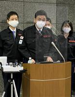 岸防衛相「大きな被害は認められていない」 防衛省関係幹部会議