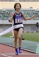 女子は安藤が優勝 全日本実業団Hマラソン