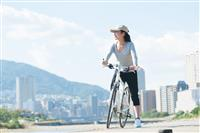 コロナで自転車急増 月額400円(税抜)で「家族みんなが安心」