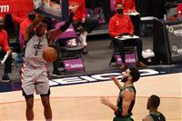 八村は4試合連続2桁の15得点 渡辺は欠場 NBA