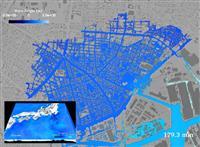 津波浸水を予測するAI 東北大など、スパコン「富岳」で開発
