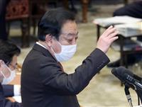 共産との連立構想否定 衆院選めぐり野田元首相