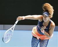 大坂が2年ぶりの4強入り 全豪テニス