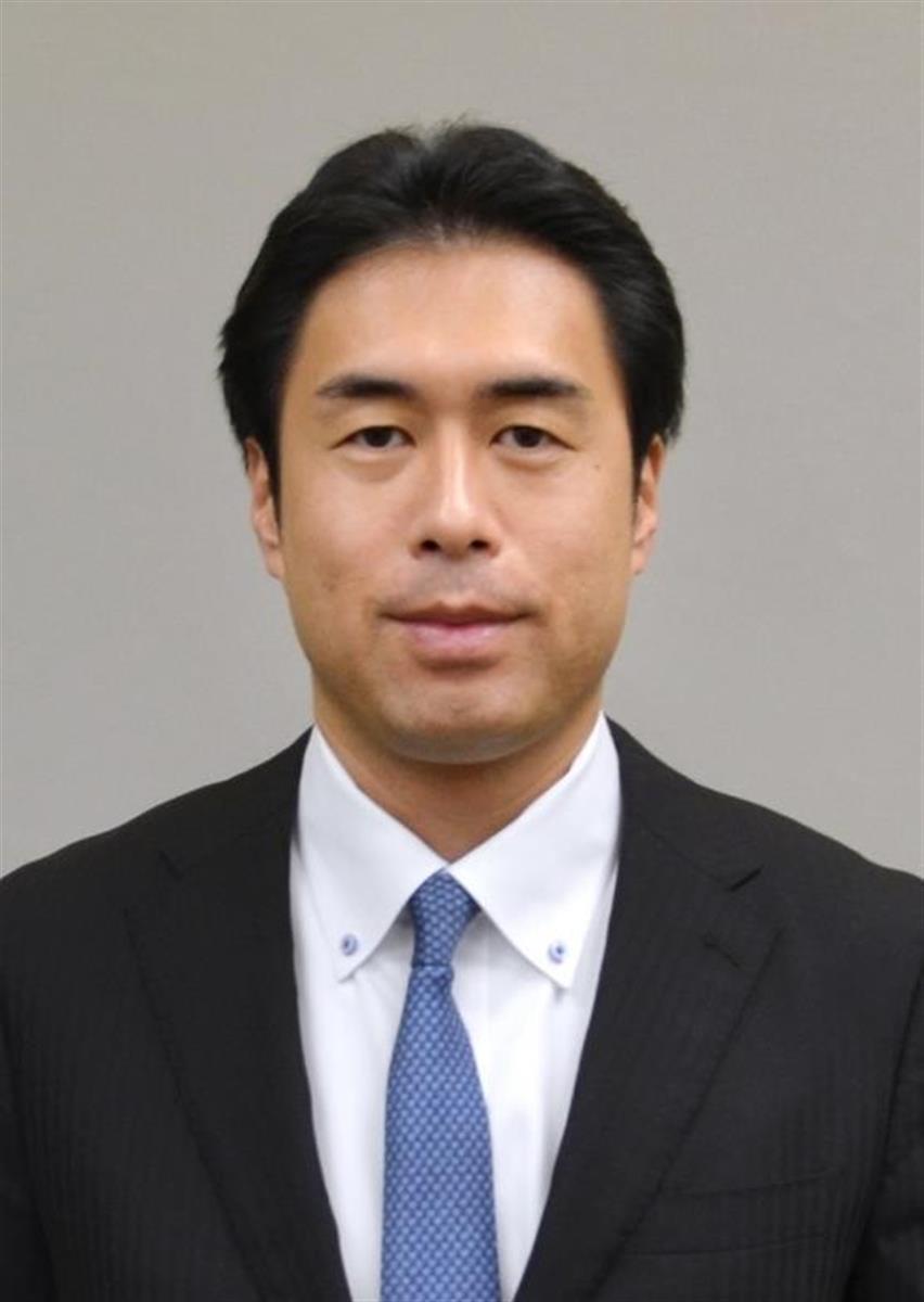 自民党の白須賀貴樹衆院議員