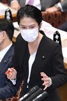 立民・蓮舫代表代行、批判殺到の首相との質疑に反省は「特段ない」