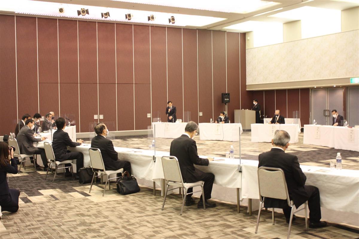 JR日田彦山線沿線地域の振興計画を承認した協議会