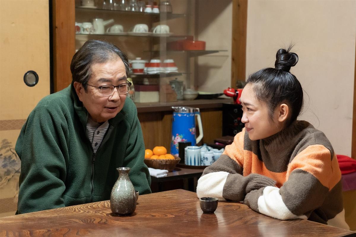 大和田獏「娘の幸せが一番大事」 池脇千鶴の父親役で登場