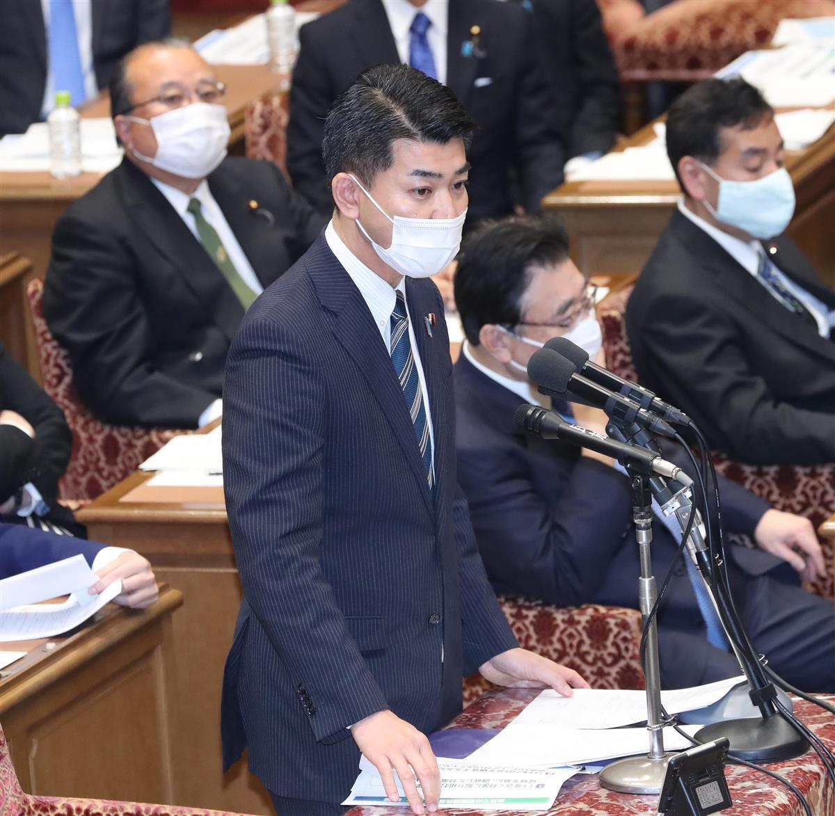 立憲民主党・泉健太政調会長
