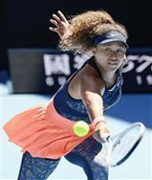 2年ぶり決勝の大坂「自分のペース取り戻せた」 全豪テニス