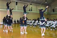創部62年目、初の選抜出場 千葉・専大松戸が壮行会「一つでも多く勝つ」