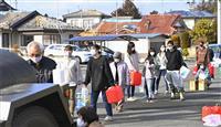 津波なくても高台へ…生きた震災の教訓 福島・宮城地震から20日で1週間