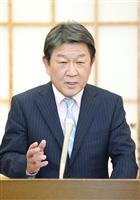 日米豪印「インド太平洋」連携 東シナ海の現状変更反対 外相会合