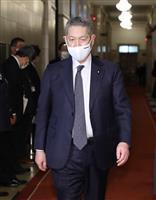 自民・佐藤総務会長「これ以上の人事ない」 橋本会長就任を歓迎