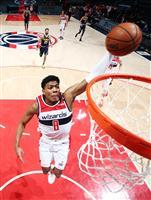 八村「チームとして力出す」 ウィザーズ3連勝に貢献 NBA