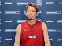 前田が移籍2年目へ好仕上げ 開幕投手へ「気持ち入れるだけ」