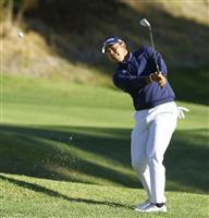 松山は首位と7打差47位発進 米男子ゴルフ第1R