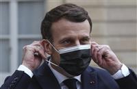欧米ワクチン5%途上国に 仏大統領、G7前に呼び掛け