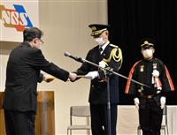 「長野県民の消防員」 長野市消防局の宇田修司令と諏訪市消防団が受賞