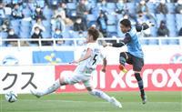 川崎、G大阪を撃破、決勝点の小林「今年も強いフロンターレを」